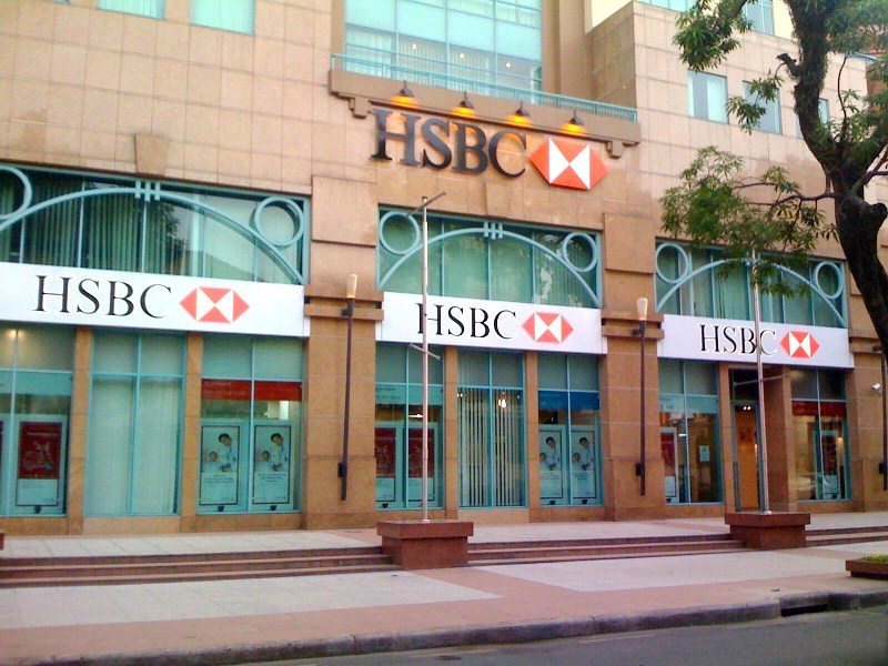 HSBC Vietnam (Head quarter & Branches)